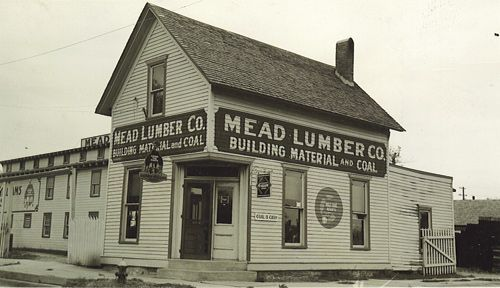 Our History Mead Lumber And Knecht Home Center