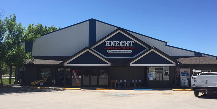 Knecht Lumber & Distribution of Rapid City
