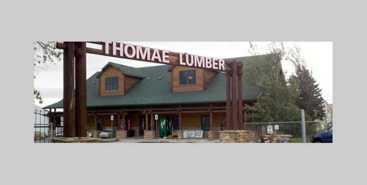 Thomae Lumber of Billings