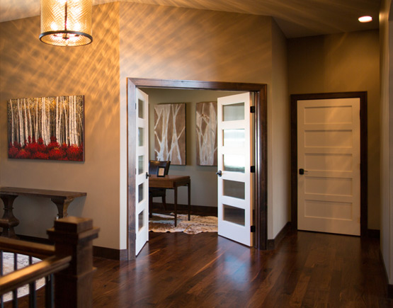 Knotty Alder Interior Trim Interior Doors And Millwork Mead Lumber And  Knecht Home Center