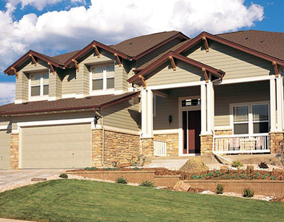 Siding | Mead Lumber and Knecht Home Center