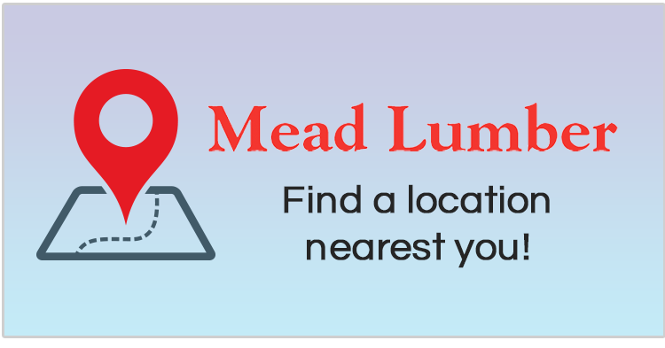 Mead Lumber Locations